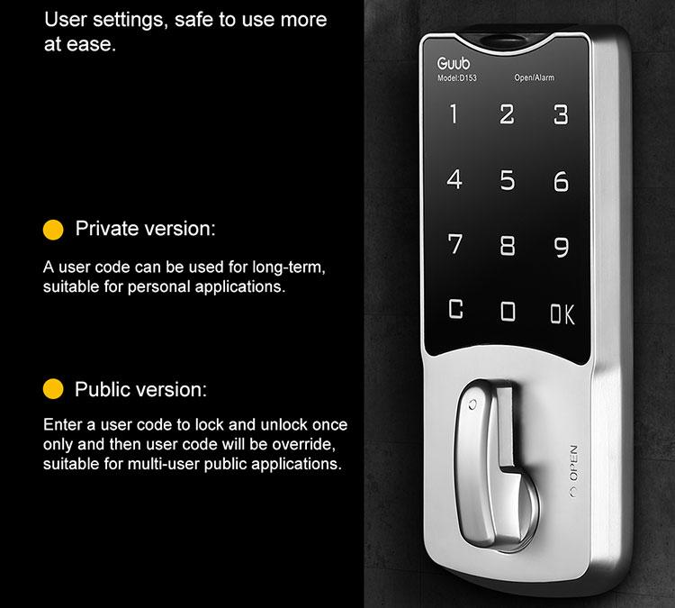 D153-Lockers lock (11)