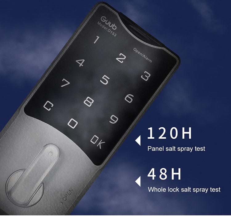 D153-Lockers lock (7)