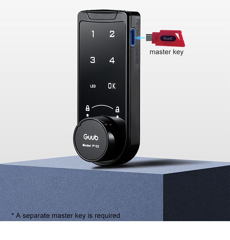 P152-Lockers lock (10)