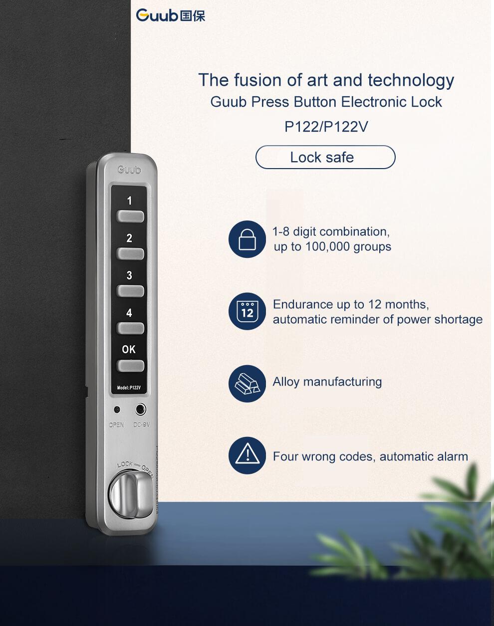 keypad locker P122 (1)